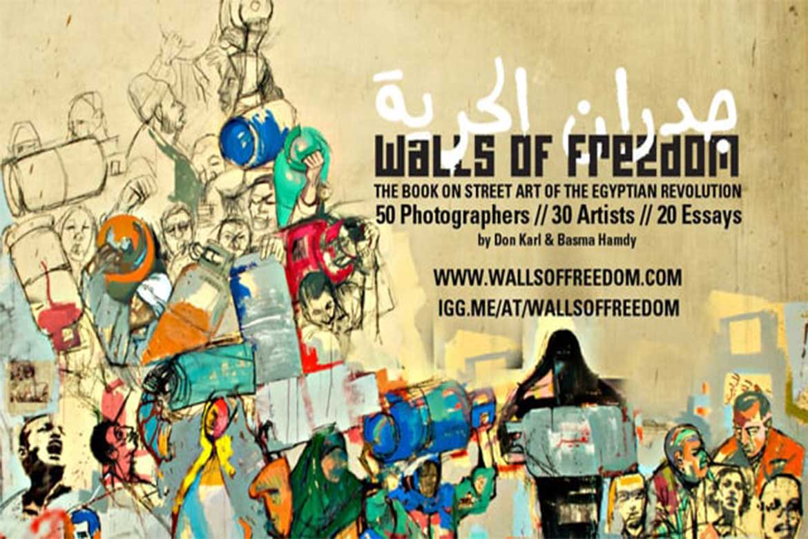 Walls of Freedom Book