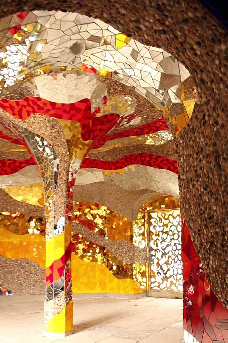 Grotto_by_Nina_De_Saint_Phalle_Design and architecture Hannover Guide