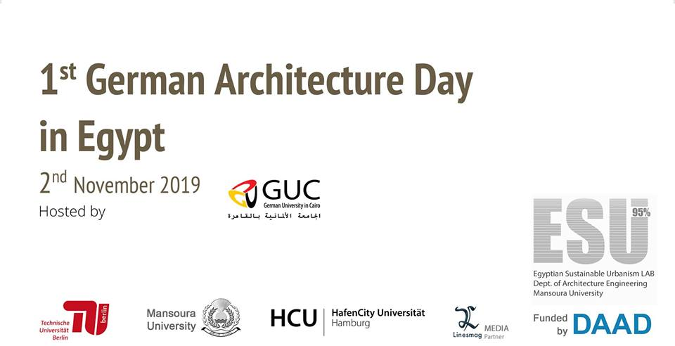 German Architecture Day Egypt