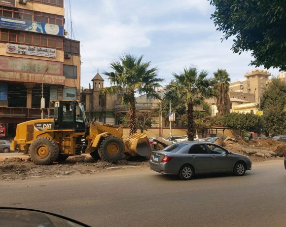 consequences of developing Heliopolis