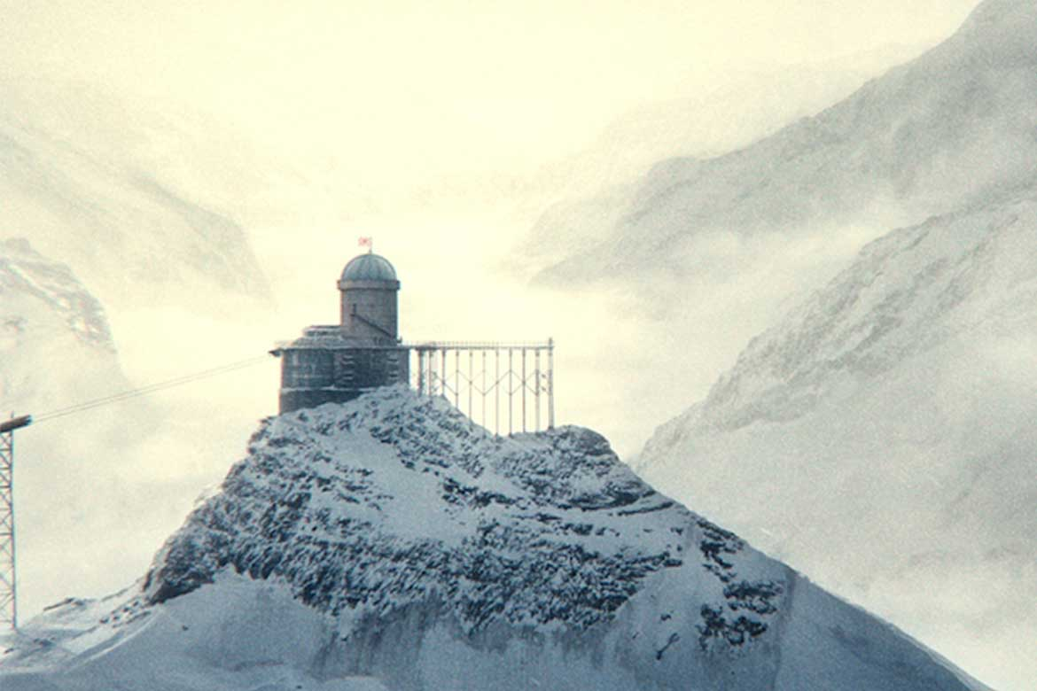 From The Grand Budapest Hotel set design by Wes Anderson