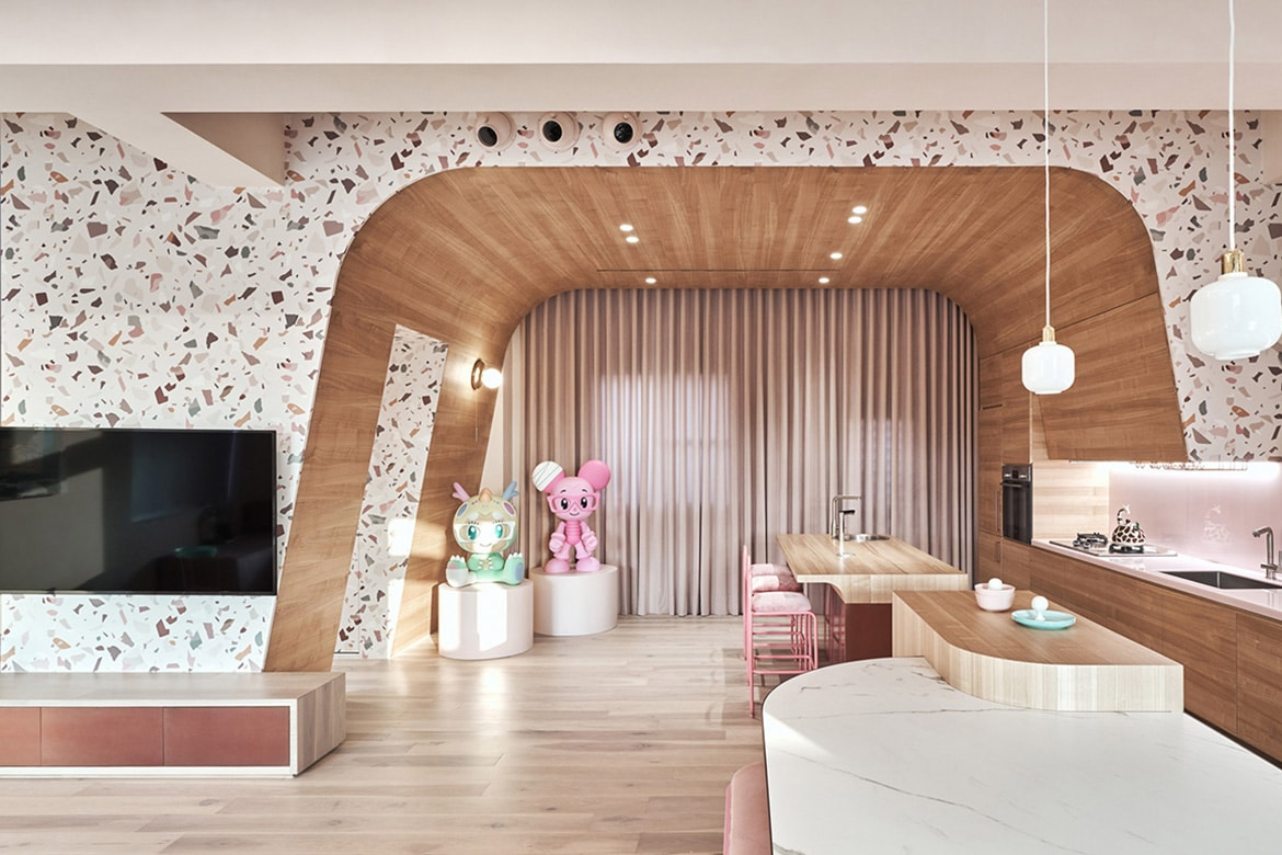 pink interior projects_Linesmag_1