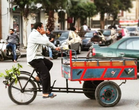 Everyday Bike users in Egypt Linesmag