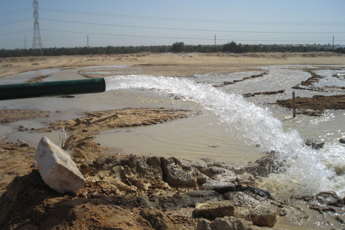 New Hermopolis Water well Linesmag