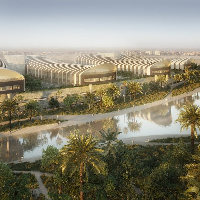 Magdi Yacoub Centre by Norman Foster_linesmag_2