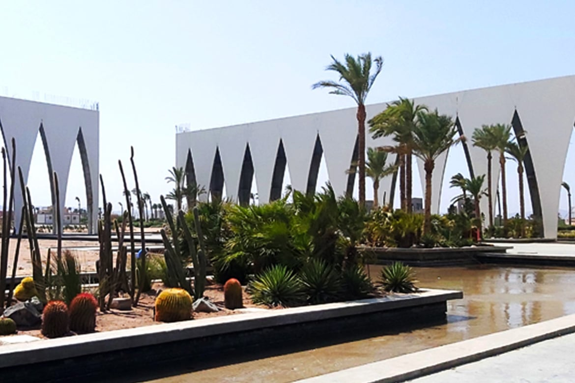 El Gouna Conference and Cultural Center Linesmag